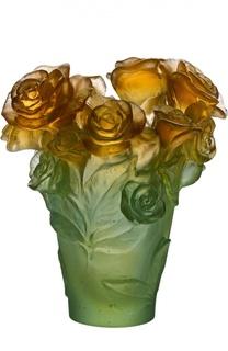 Ваза Rose Passion Daum