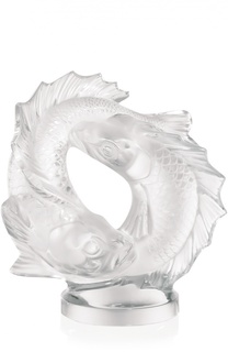 Статуэтка Double Fish Lalique