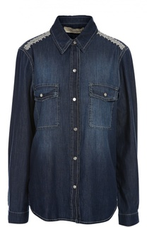 Блуза джинсовая Blumarine