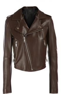 Куртка кожаная Windsor