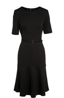 Платье джерси с поясом Windsor
