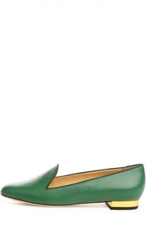 Туфли с аксессуаром Charlotte Olympia