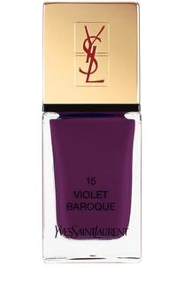La Laque Couture Лак для ногтей №15 YSL