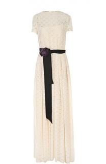 Платье вечернее Lanvin