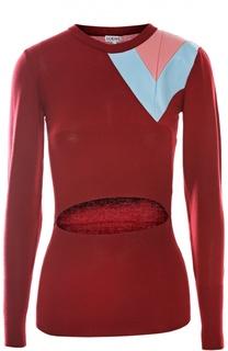 Пуловер Loewe