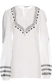 Блуза Altuzarra