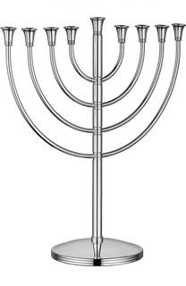 """Подсвечник на 9 свечей """"Judaique"""" Christofle"""