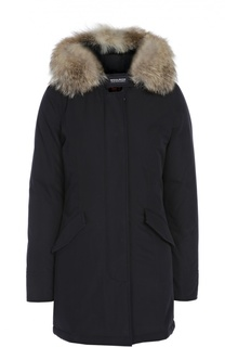 Куртка с отделкой Woolrich