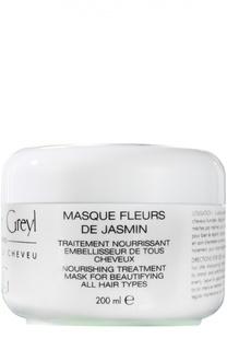 Маска с цветами жасмина Masque Fleurs de Jasmin Leonor Greyl