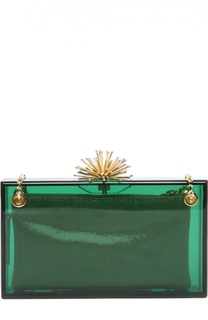 Клатч с косметичкой Charlotte Olympia