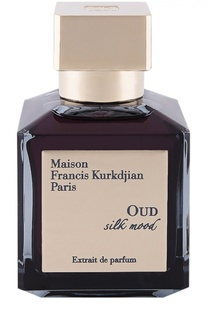 Парфюмерная вода Oud Silk Mood Maison Francis Kurkdjian