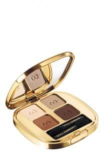 Тени для век 4х 123 Desert Dolce&Gabbana Dolce&;Gabbana