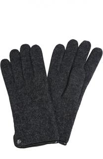 Перчатки вязаные Roeckl