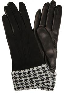 Перчатки кожаные Sermoneta Gloves
