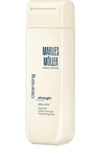 Мягкий шампунь для ежедневного применения Marlies Moller