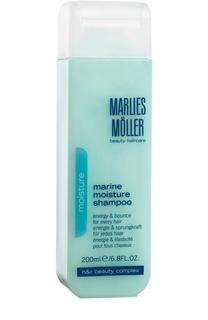 Увлажняющий шампунь Marlies Moller