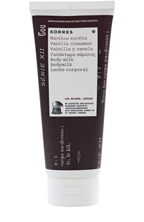 Молочко для тела Vanilla Cinnamon Body Milk Korres