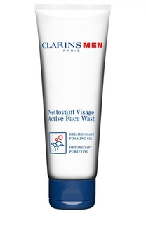 Очищающий пенистый гель для умывания Clarins