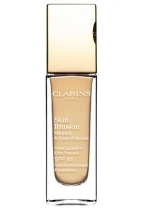 Увлажняющий тональный крем Skin Illusion SPF9, 107 Clarins
