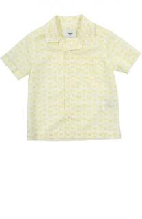 Рубашка Fendi Roma