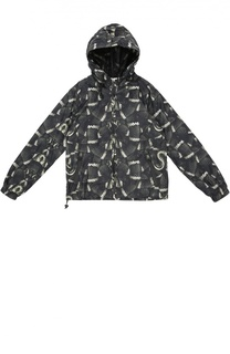 Ветровка Marcelo Burlon Kids of Milan