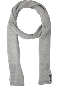 Шарф вязанный Armani Jeans