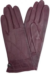 Перчатки кожаные Agnelle