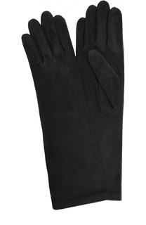Перчатки замшевые Agnelle