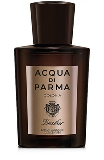 Одеколон Colonia Leather Acqua di Parma