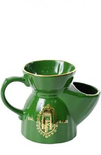 Кружка для бритья зеленая Truefitt&Hill Truefitt&;Hill