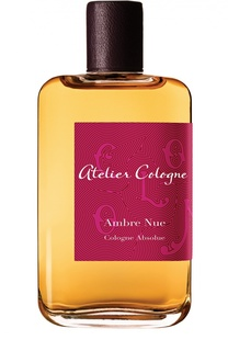 Парфюмерная вода Ambre Nue Atelier Cologne