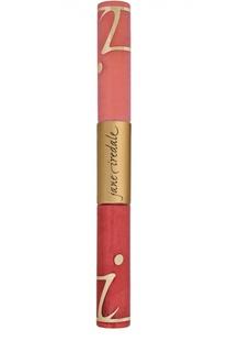 Блеск для губ с фиксатором Devotion Lip Fixation Jane Iredale