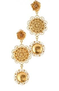 Клипсы Dolce&Gabbana Dolce&;Gabbana