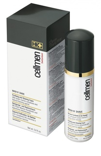 Пена для очищения кожи и бритья Cellcosmet&Cellmen Cellcosmet&;Cellmen