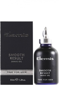 Масло для бритья Smooth Result Shave Oil Elemis