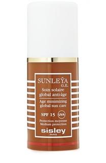 Солнцезащитный крем для лица SPF15 Sisley