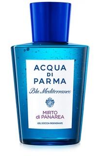 Гель для душа Blu Mediterraneo Mirto di Panarea Acqua di Parma