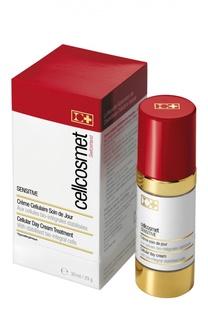Дневной крем для чувствительной кожи Cellcosmet&Cellmen Cellcosmet&;Cellmen
