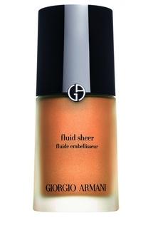 Fluid Sheer флюид для сияния кожи оттенок 3 Giorgio Armani