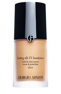 Lasting Silk Uv SPF20 тональный крем оттенок 4.5 Giorgio Armani
