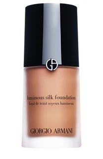 Luminous Silk тональный крем оттенок 5.25 Giorgio Armani