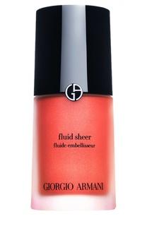 Fluid Sheer флюид для сияния кожи оттенок 5 Giorgio Armani