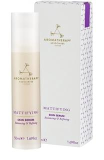 Матирующая увлажняющая сыворотка Mattifying Skin Serum Aromatherapy Associates