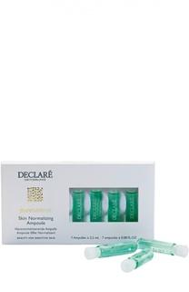 Регулирующий жирность кожи концентрат в ампулах Pure Balance Skin Normalizing Declare
