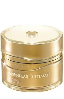 Питательный ночнойКрем для лица Moonpearl Ultimate Nutritive Cream Mikimoto Cosmetics