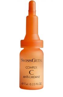 Комплексная сыворотка для защиты кожи Swissgetal