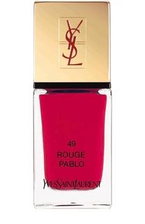 La Laque Couture Лак для ногтей 49 YSL
