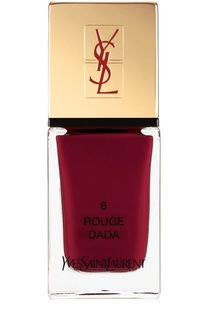 La Laque Couture Лак для ногтей №6 YSL