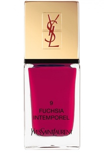 La Laque Couture Лак для ногтей №9 YSL