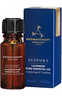 Эссенциальное масло лаванды Support Lavender Pure Essential Oil Aromatherapy Associates
